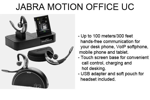Tai nghe Bluetooth Motion Office UC