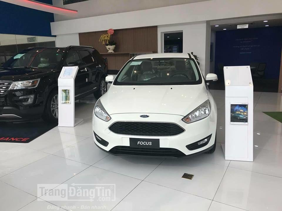 Ford Focus 2018 New