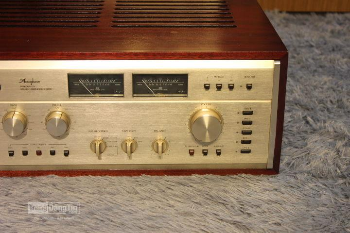 Amply Accuphase E303X Đẹp xuất sắc,hiếm