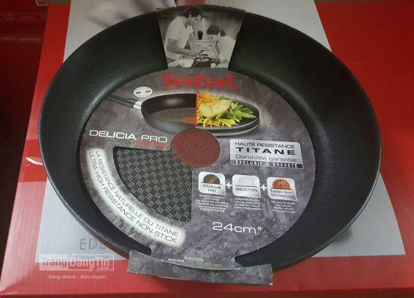 Chảo rán Tefal Delicia Pro 24-28 cm made in France