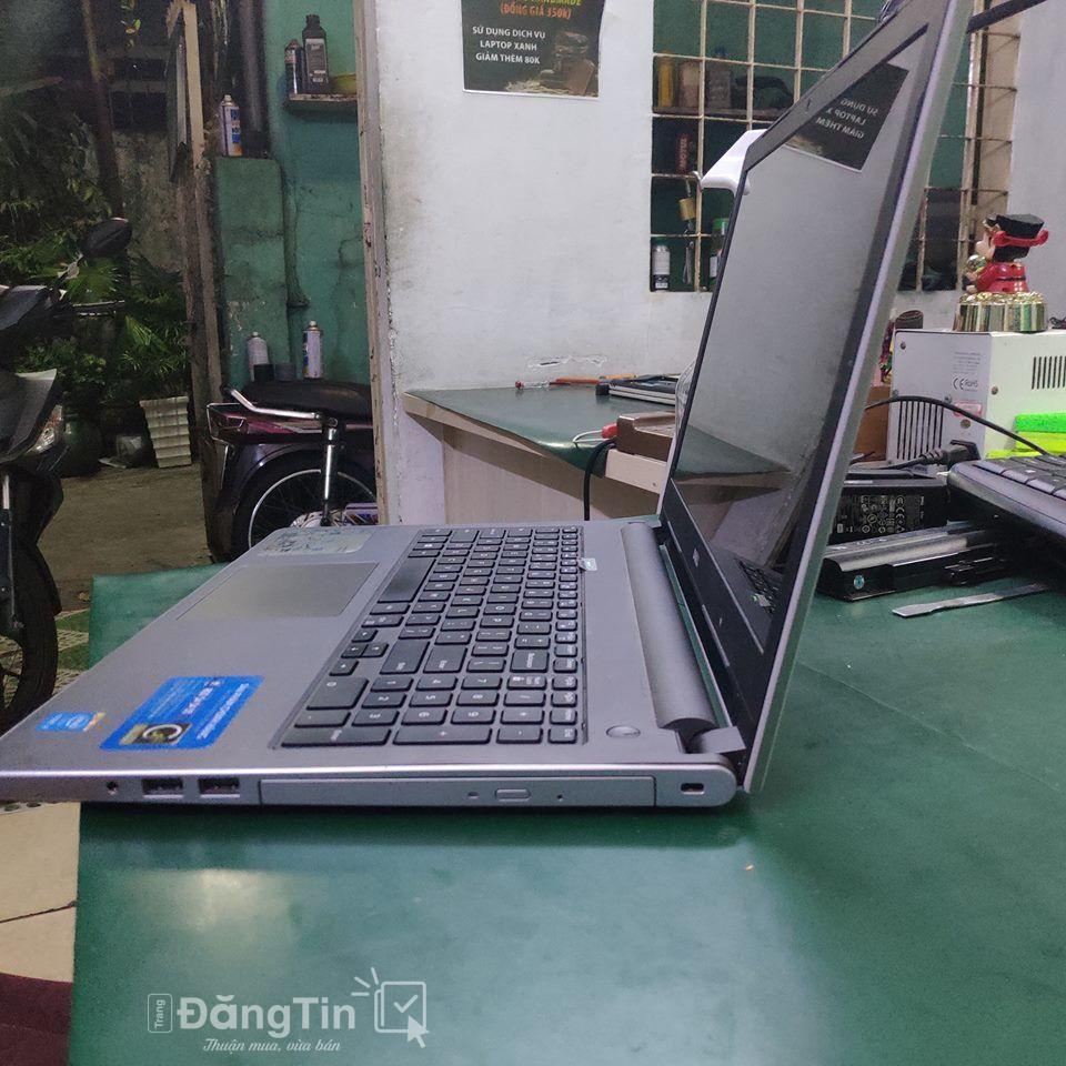 Laptop Dell Insprion 5558 Core i3 SSD 120gb RAM 8gb mạnh mẽ