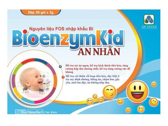 BIOENZYM KID AN NHÂN