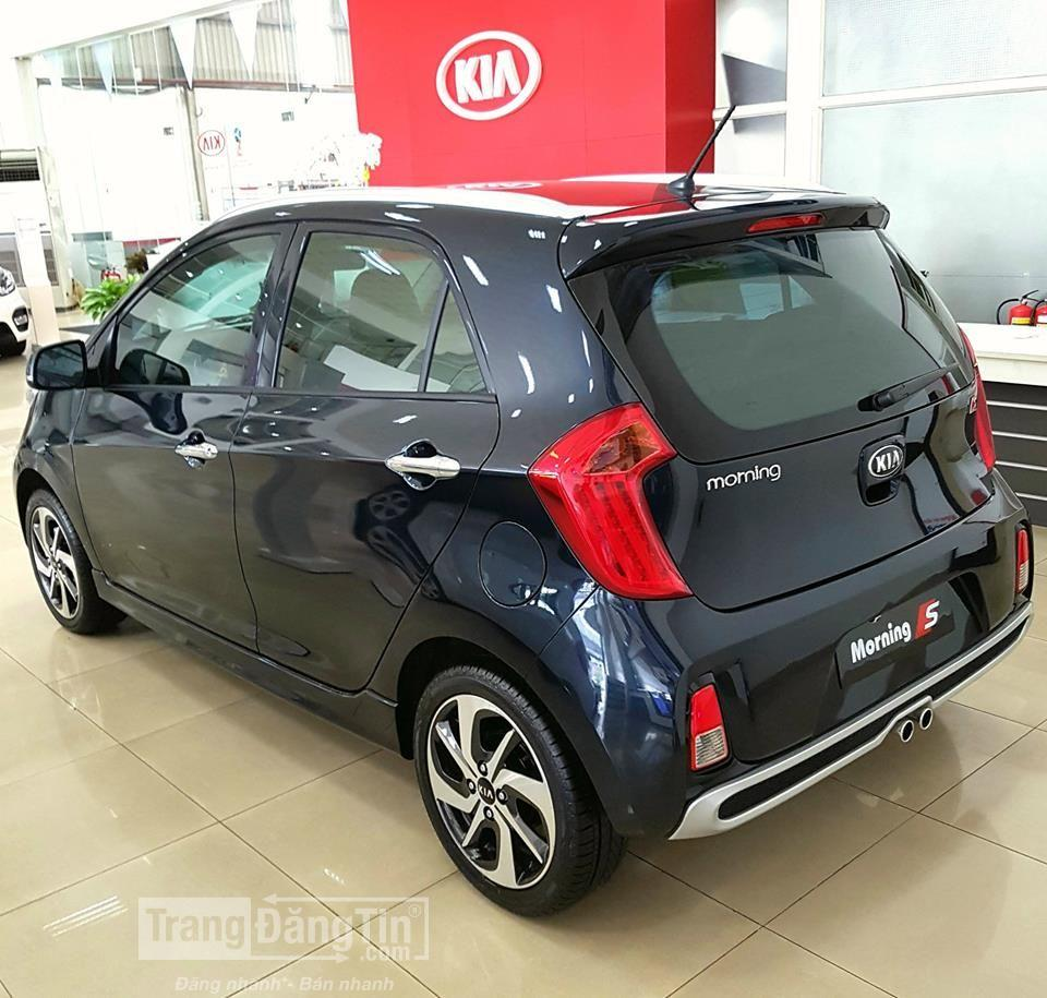 Kia morning s 2019