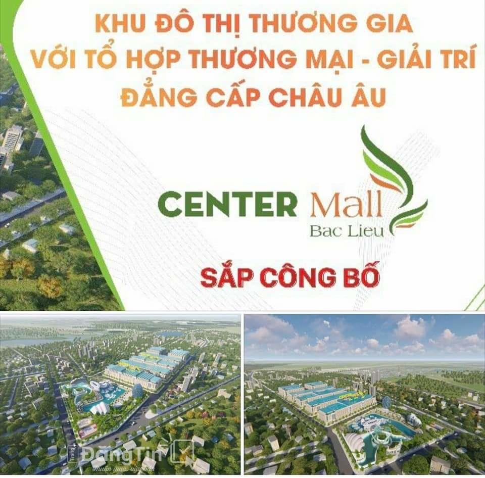 Center mall Bạc Liêu !