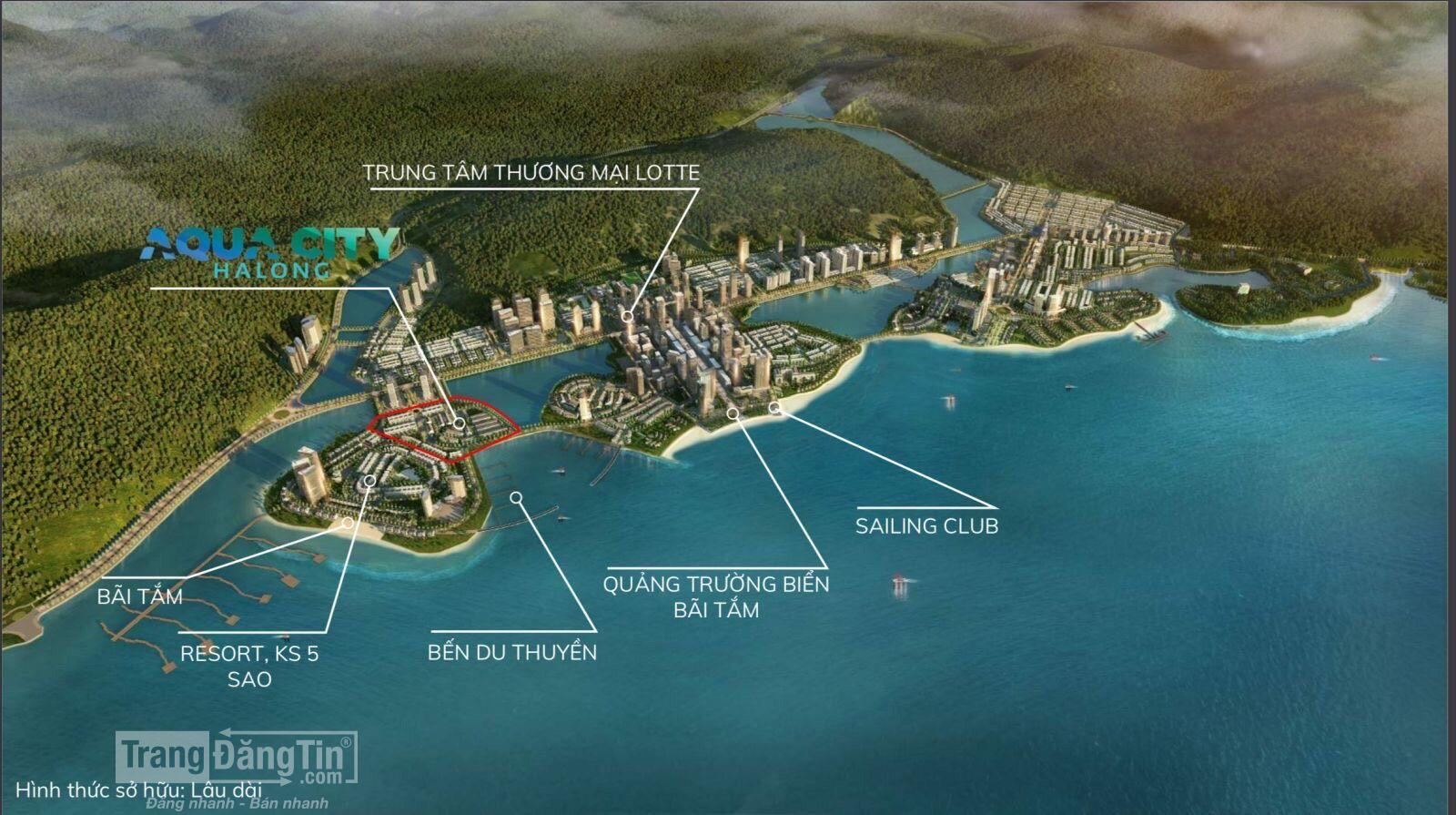 AQUA CITY HẠ LONG BIM GROUP