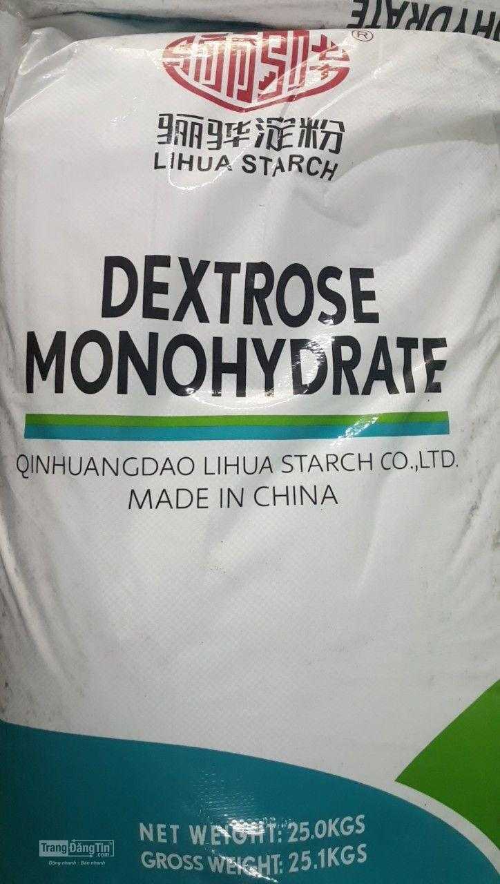 Chất tạo ngọt Dextrose Monohydrate Lihua China
