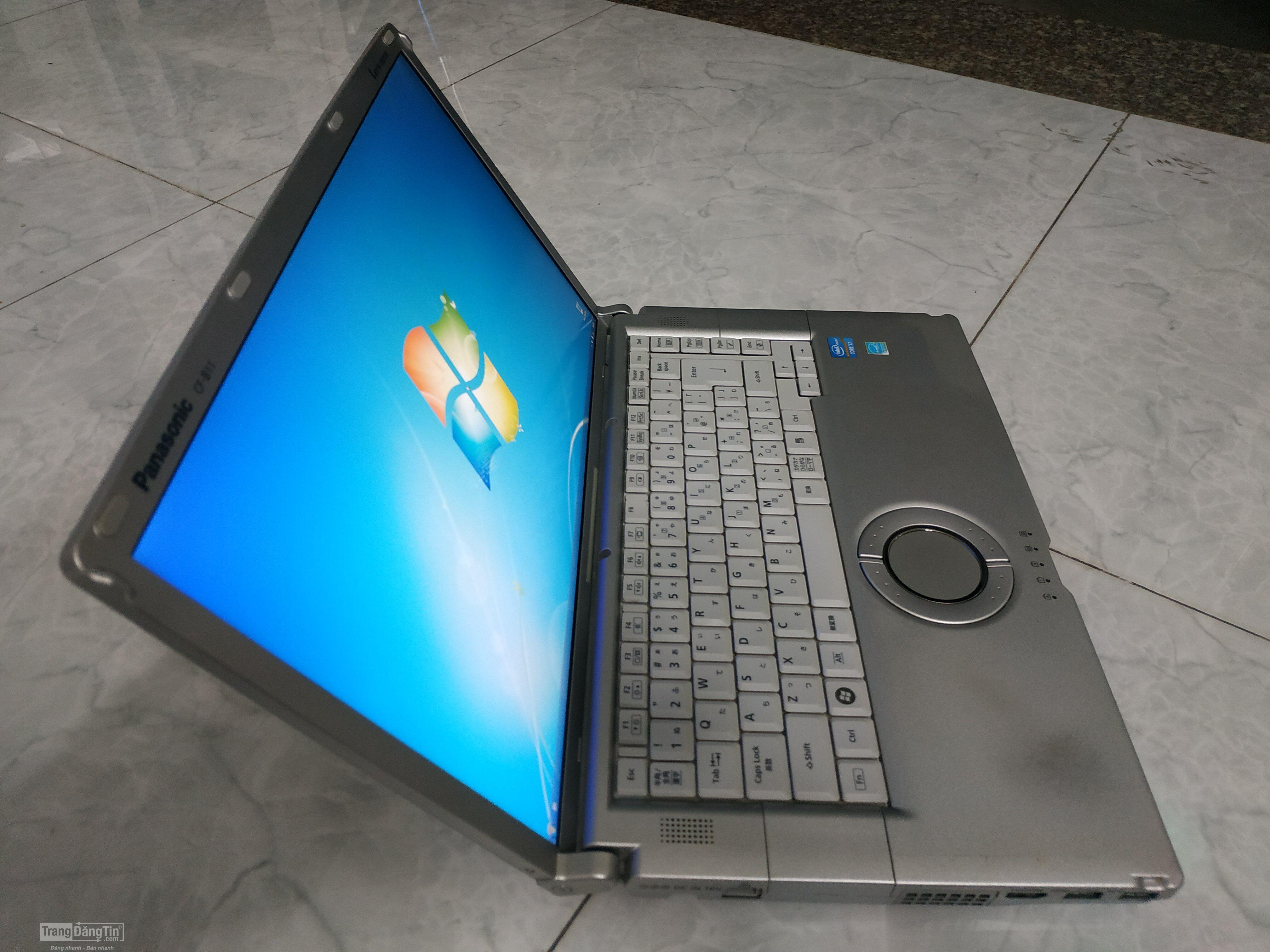 Laptop Panasonic CF-B11 i7-3615QM, 8GB, HDD320GB