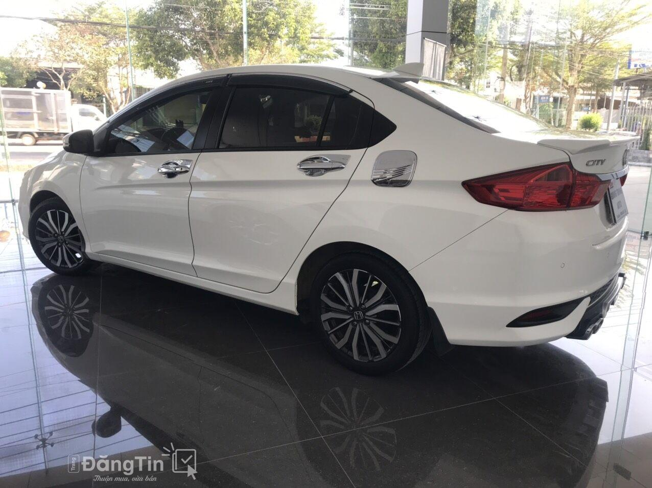 Honda city Top 2017