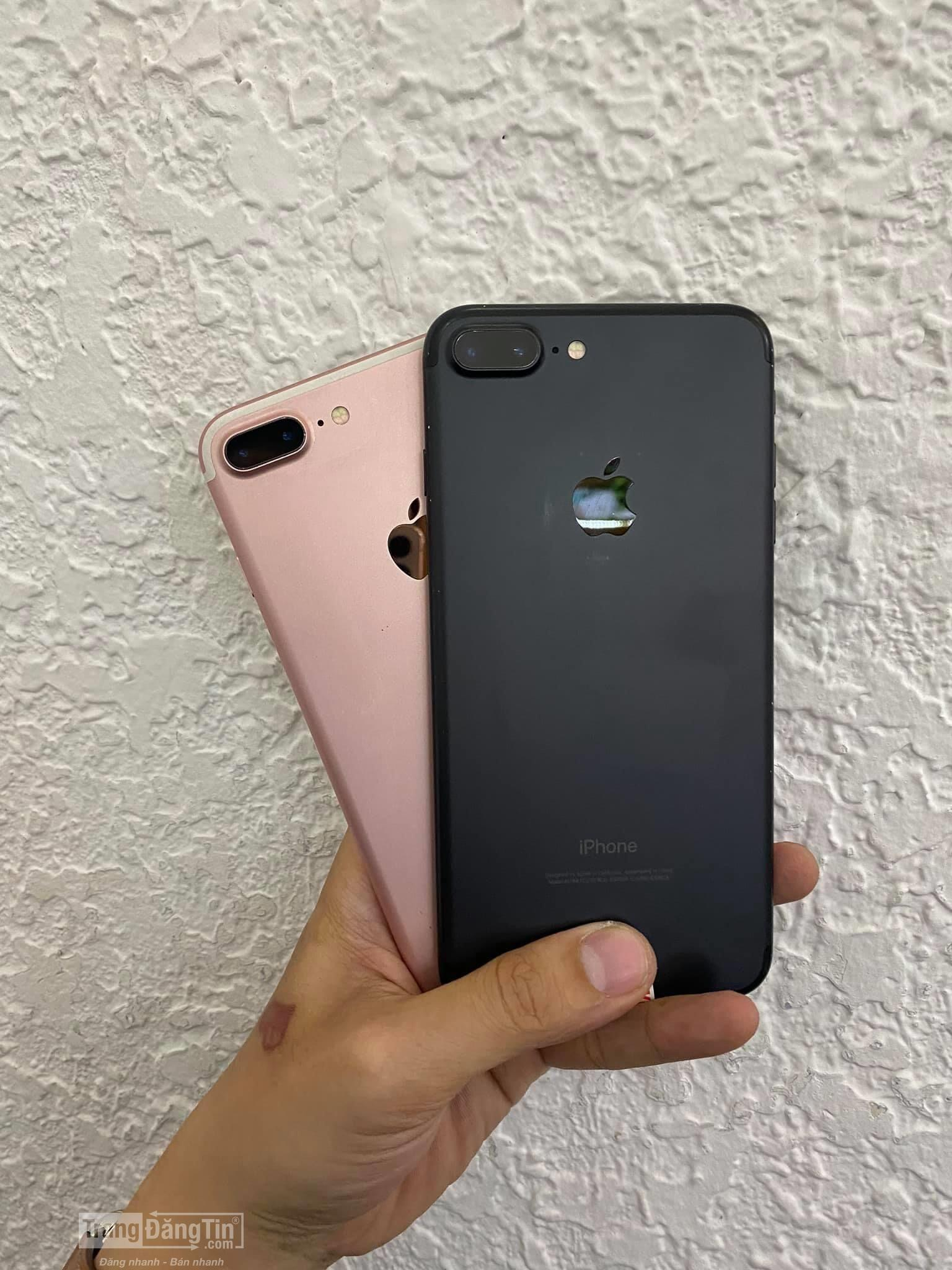 IPhone 7plus 32G Rose Black