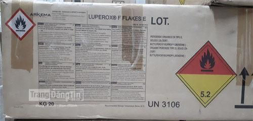 DCP LUPEROX F FLAKES ORGANIC PEROXIDES