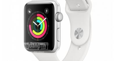 Đồng Hồ Thông Minh Apple Watch Series 3 GPS Aluminum Case With Sport Band