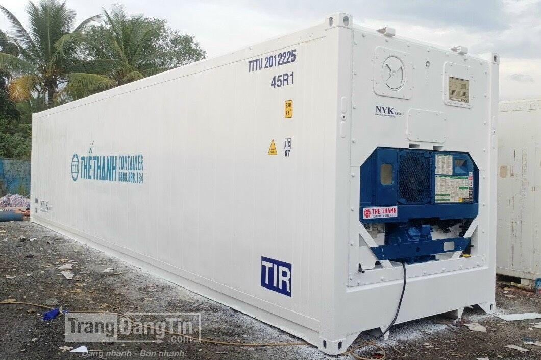 Container lạnh 40feet NYK