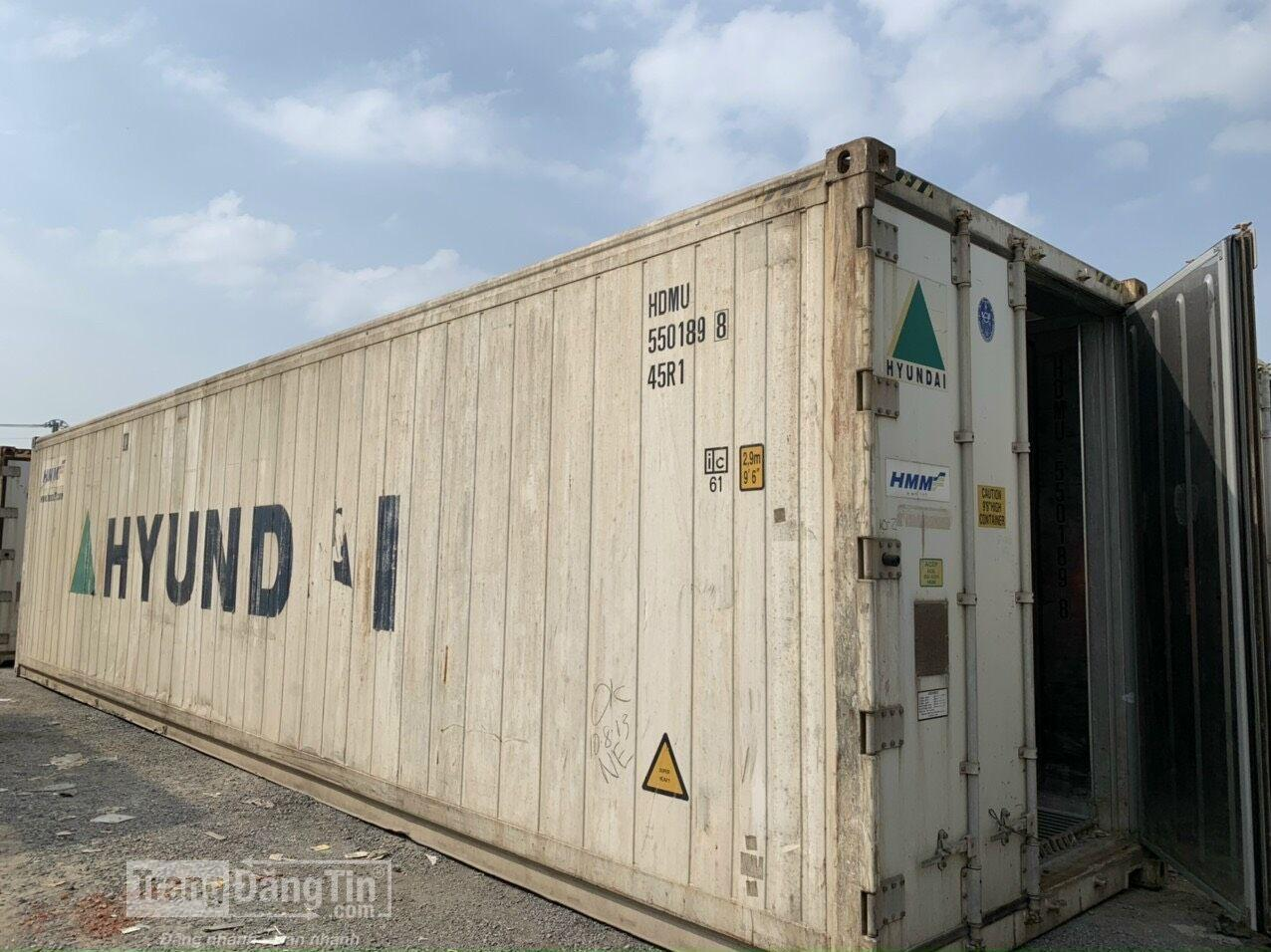 Container HUYNDAI 40feet