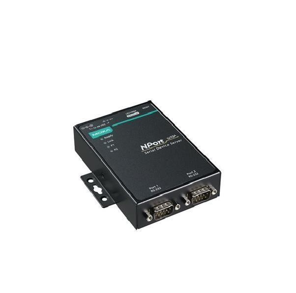NPort 5210A-T - General Device Servers series 5200 - Moxa Việt Nam