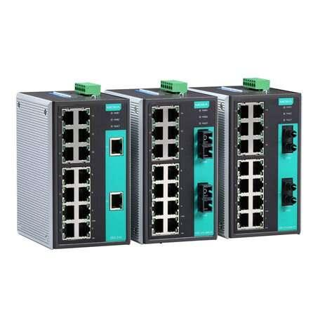EDS-316: Switch công nghiệp 16 cổng Ethernet