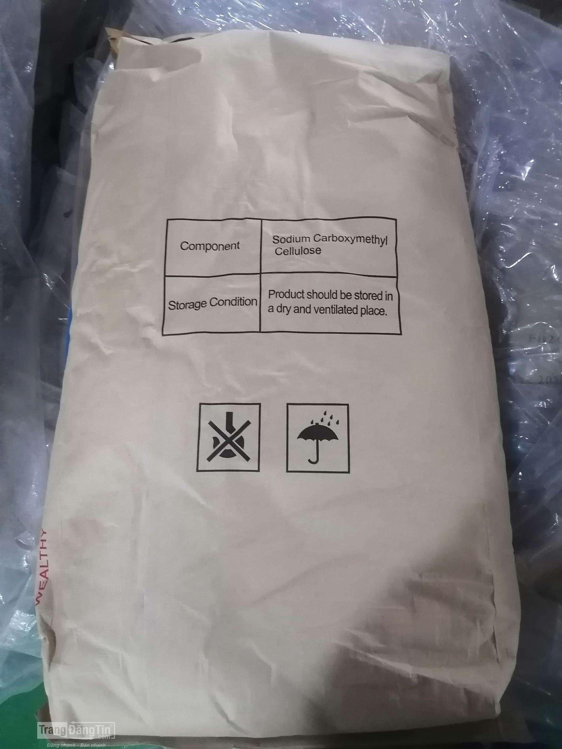 Chất tạo đặc Sodium Cellulose Carboxymethyl (CMC) FHV6-III  Wealthy - China