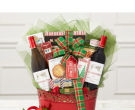 Vintners Path Holiday Selection Gift Basket