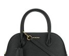 Túi xách Balenciaga Womens 5188730Ot0m1000 Black Leather Handbag