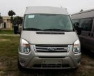 Ford transit luxury 2019