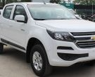 Chevrolet Colorado 2.5L 4x4 MT