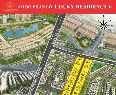 Lucky Residence 6