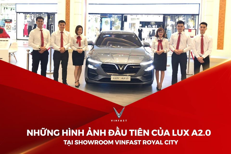VinFast Royal City